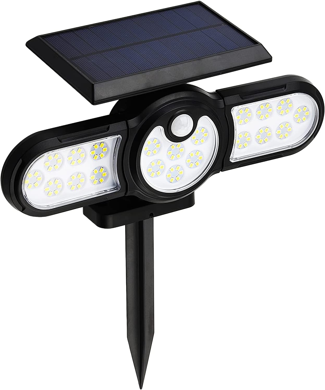 specialty Challenge the lowest price of Japan ☆ shop Donpow 120 LED Solar Security Light Easy 3 Install to Modes So