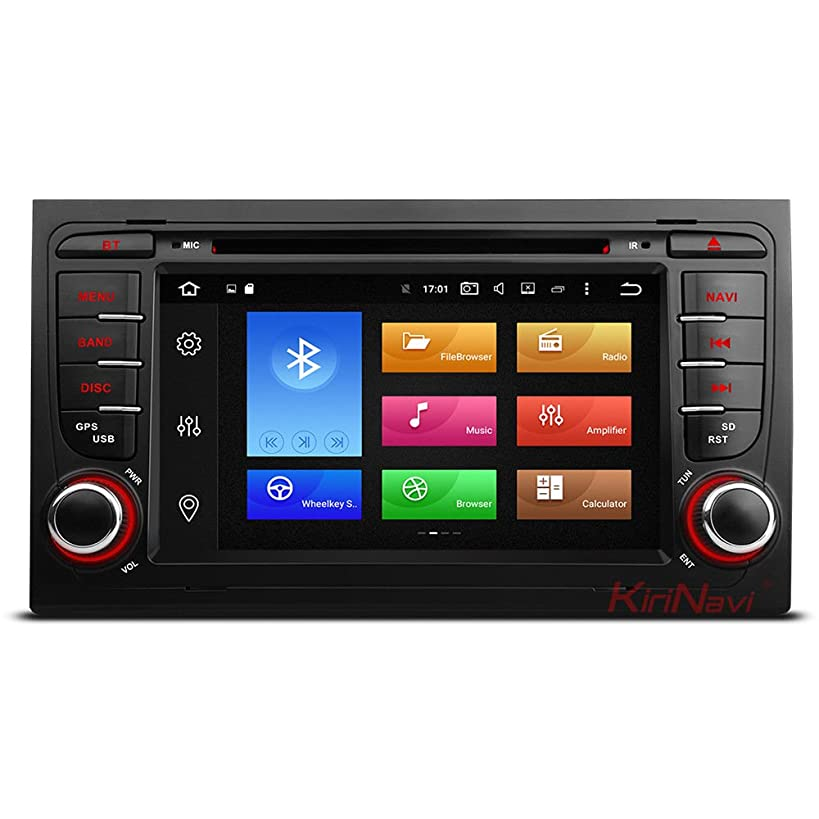 8 Core 2+32G Android Car GPS Stereo For Audi A4 S4 RS4 B6 B7 Car DVD Player