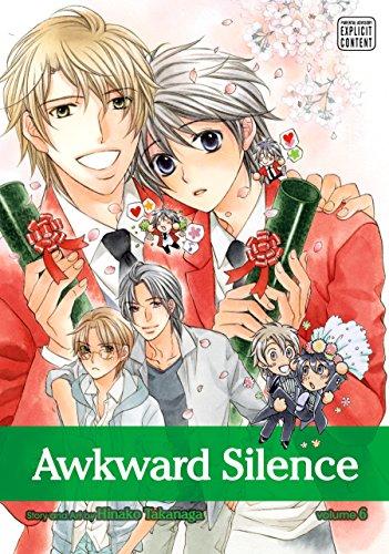 Awkward Silence, Vol. 6 (Yaoi Manga) (English Edition)