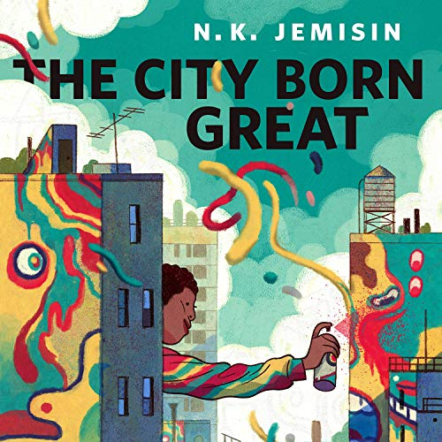 The City Born Great cover art