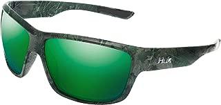 Huk Spar Sunglasses, Polarized Polycarbonate Lens, Performance Fishing Eyewear