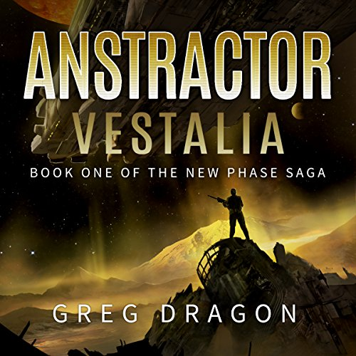 Anstractor Audiobook By Greg Dragon cover art