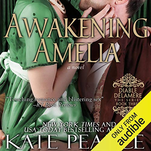 Awakening Amelia audiobook cover art
