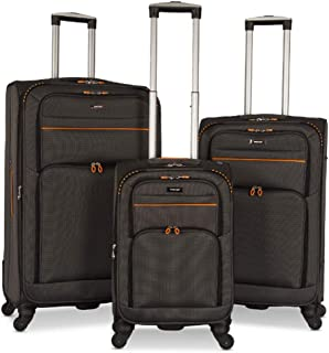 """Set of 3 Luggage Set Travel Bag Trolley Spinner Carry On Suitcase 20"""" 25"""" 29"""""""