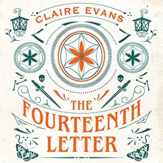 The Fourteenth Letter cover art