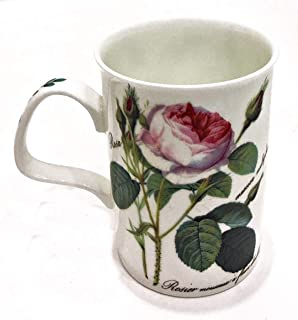 Roy Kirkham Lancaster Redoute Rose Mug - One Mug Only by Roy Kirkham