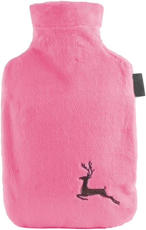 ZHONGTAI New product type Hot Water Bottle Brand new with Cover Wate Plush