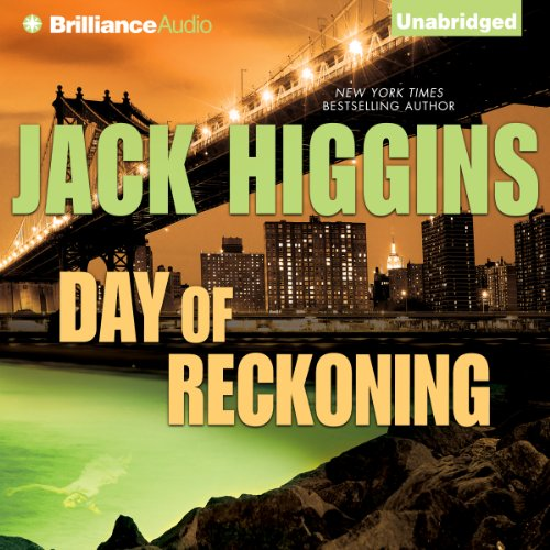 Day of Reckoning audiobook cover art
