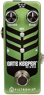 Pigtronix Gatekeeper Micro Hum Eliminator Noise Gate Pedal