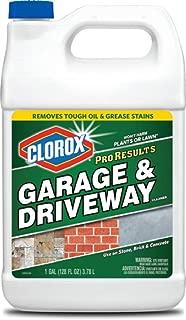 Clorox Company Garage & Driveway Cleaner, One Gallon