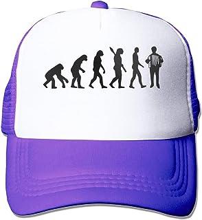 Gorra de béisbol de Camionero de Malla Ajustable Accordion Evolution para Hombre o Mujer Hip Hop Hat cosy2382