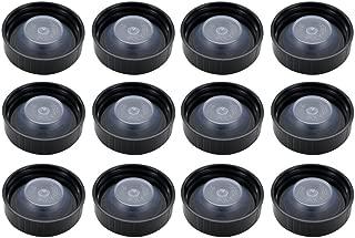 38mm Poly Seal Screw Caps (fits most 1/2 & 1 gallon jugs) [Bag of 12]