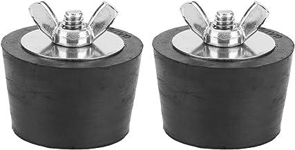 Tapones de expansión, 2 uds, Tapón de expansión de goma para el invierno de 1,5 pulgadas para tuberías de spa de piscina, accesorios de invierno