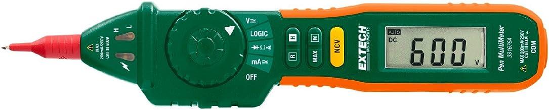 Extech 381676A pennmultimeter med inbyggd NCV-detektor