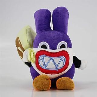 Plush toys أفخم لعبة اللص الأرنب أرنب الأرجواني ناعمة فخمة دمية Plush toysYlcxdm