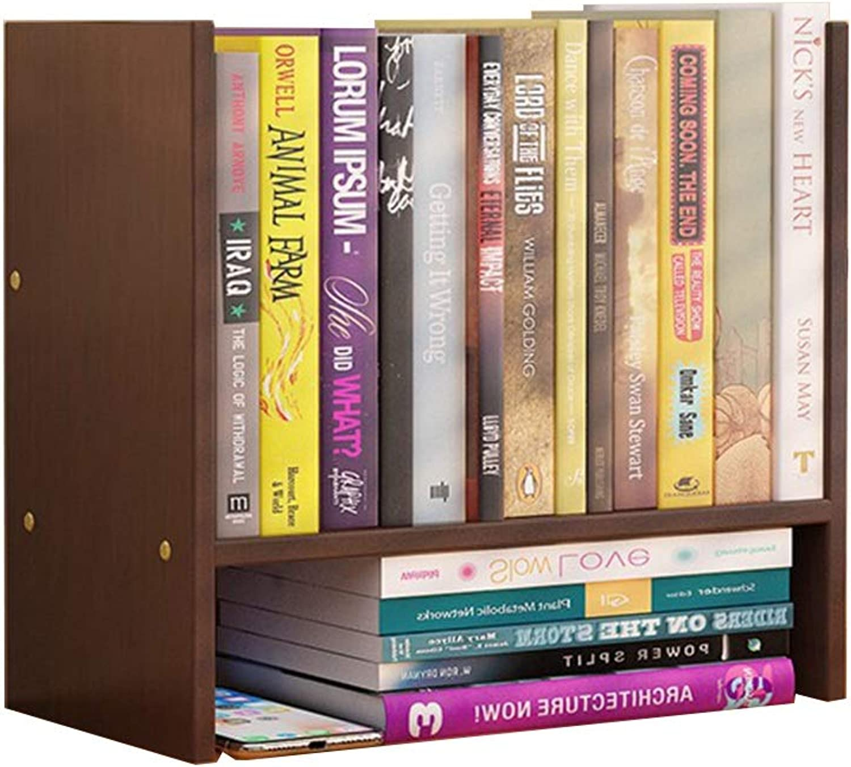 CL Simple Bookshelf - Modern Creative Mini Desktop Bookshelf Storage Rack 32 X 17 X 30CM (5 colors Available) Bookshelf (color   C)