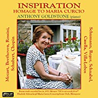 Inspiration-a Tribute to Maria Curcio