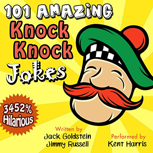 101 Amazing Knock Knock Jokes audiobook cover art
