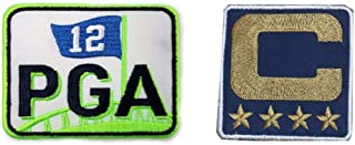 Magicallife Paul Allen Memorial Football Jersey Seattle Seahawks PGA 12 Patch with C Patch