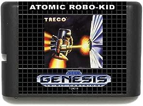 ROMGame Atomic Robo-Kid 16 Bit Md Game Card For Sega Mega Drive For Genesis