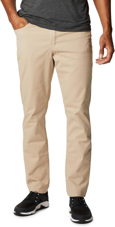 Columbia Men's Pacific Ridge 5 Pocket Pant