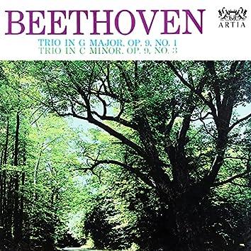 Trio In G Major, Op.9 No.1 / Trio In C Minor, Op.9 No.3