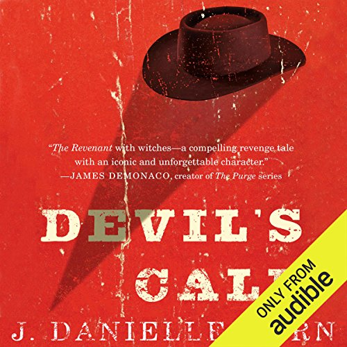 Devil's Call audiobook cover art