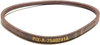 Belt Made to FSP Specifications Replaces Belt 754-0241, 954-0241, 754-0241A, 954-0241A, 754-05040, 954-05040. MTD, Cub Cadet, Troy-Bilt, Yard Machine, Bolens and More