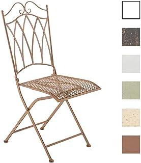 Amazon.es: sillas de hierro para jardin vintage