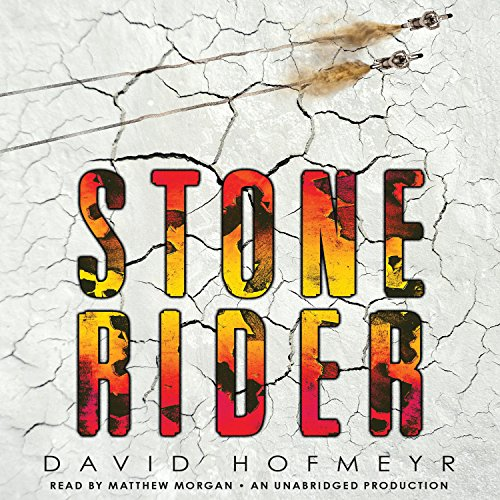 Stone Rider audiobook cover art