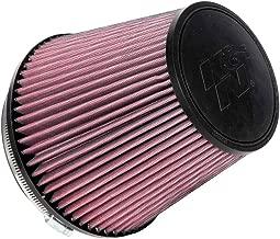 K&N RU-1042 Universal Clamp-On Air Filter