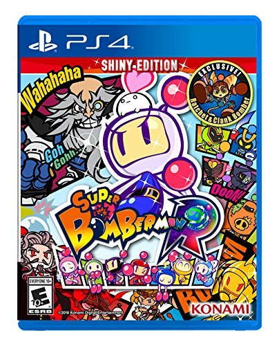Super Bomberman R – Standard Edition – PlayStation 4