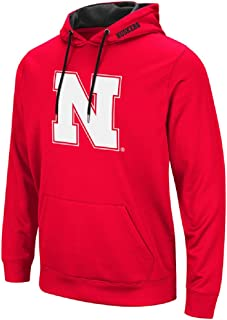 Colosseum Men's NCAA-Elite Zone Pullover Hoodie Sweatshirt