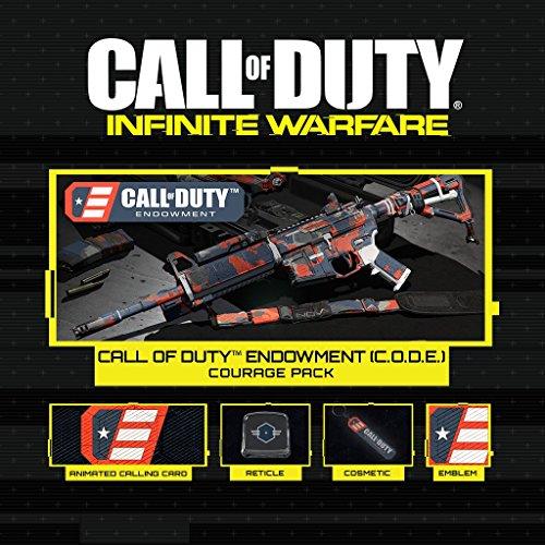 Call Of Duty: Infinite Warfare - Code Pack 01 - PS4 [Digital Code]