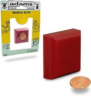 Adams Pranks and Magic Magical Block - AKA the Penny to Dime Trick