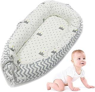 AOLVO Cama Nido de Bebé Recién Nacido para Acurrucarse,