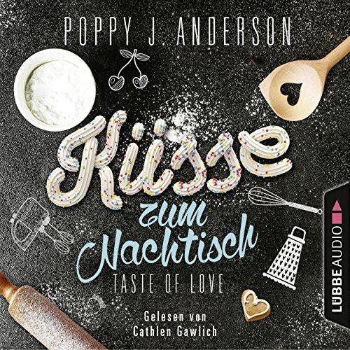 Küsse zum Nachtisch audiobook cover art