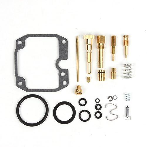 wingsmoto carburetor carb rebuild kit repair for yamaha moto 4 yfm200 1986 -1989