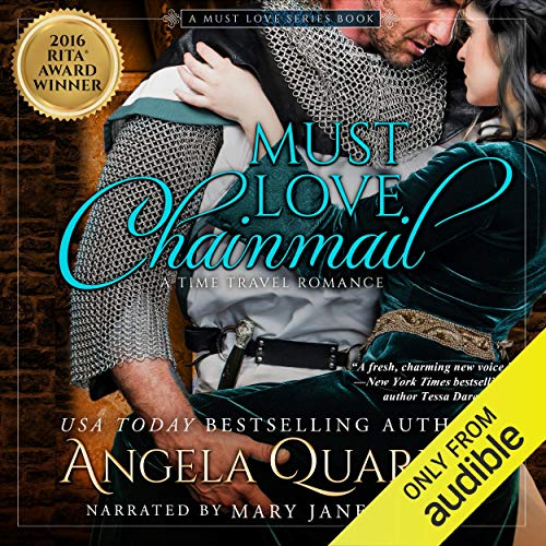 Must Love Chainmail audiobook cover art