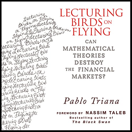 Lecturing Birds on Flying audiobook cover art