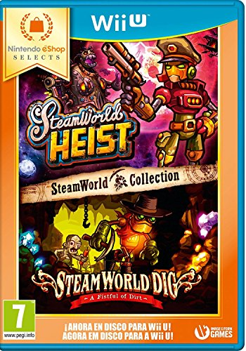eShop Selects: Steam World Collection