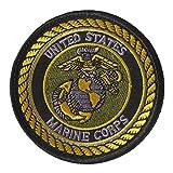 ベルクロワッペン アメリカ海兵隊 Marine Corps パッチ (3)