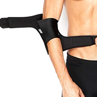Elbow Support Brace, Tennis Golfers Basketball Elbow Strap for Joint Arthritis Pain Relief, Tendonitis, Sports Injury Recovery, Perfect for Women Men, Adjustable