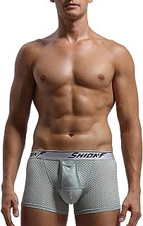 Men's Boxer Briefs Underwear Colorful 1 Pack Breathable
