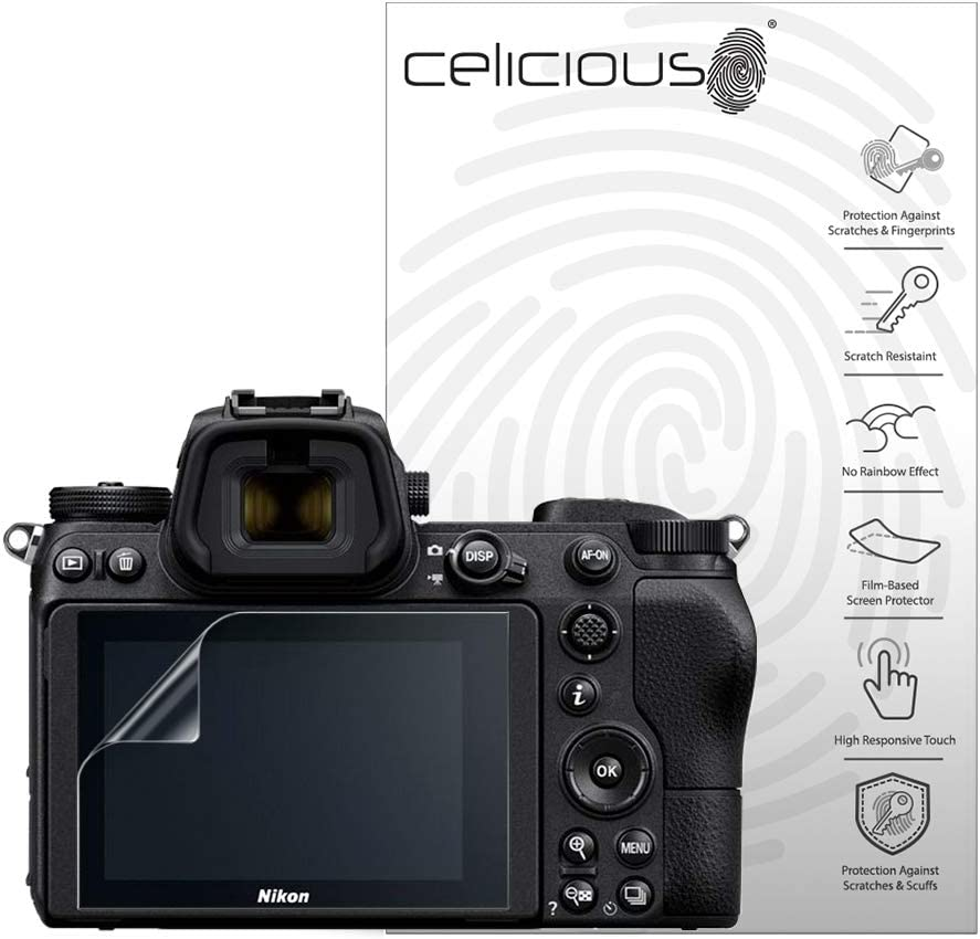 Celicious Impact Anti-Shock Shatterproof Screen Protector Film Compatible with Nikon Z6