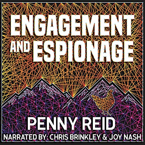 Engagement and Espionage: Solving for Pie: Cletus and Jenn Mysteries, Book 1