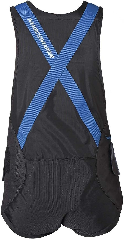 Magic Marine Ultra Lightweight Viper Harness 2019  blueee