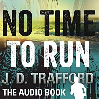 No Time to Run     A Legal Thriller Featuring Michael Collins, Book 1              By:                                                                                                                                 J. D. Trafford                               Narrated by:                                                                                                                                 Gregory Silva                      Length: 9 hrs and 16 mins     5 ratings     Overall 3.4