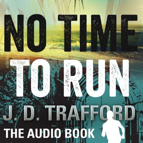 No Time to Run audiobook cover art