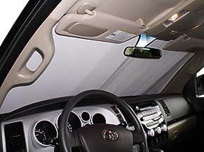 Laminate Material Covercraft UV10725BL Blue Metallic UVS 100 Custom Fit Sunscreen for Select Toyota Tundra Models 1 Pack